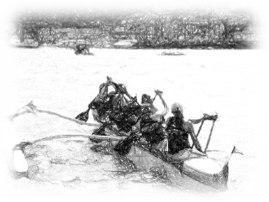 Sketch paddling